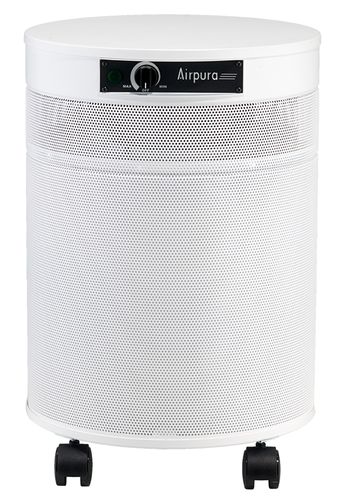 Airpura C600 DLX - Chemicals And Gas Abatement Plus Air Purifier