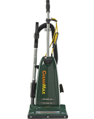CleanMax Pro-Series Commercial Upright Vacuum Cleaner SKU CMPS-QD