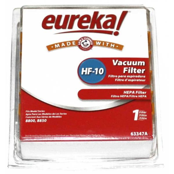 Eureka Vacuum Filter Part 63347