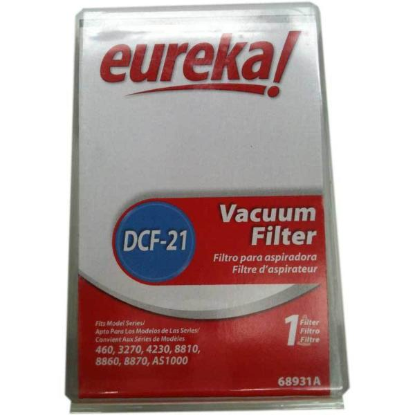 Eureka Vacuum Filter Part 68931A