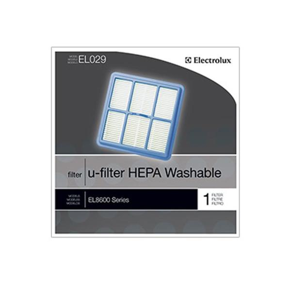 Electrolux HEPA Washable Nimble U-Vacuum Filter Part EL029A-4