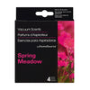 Eureka Scents, Spring Meadow Vacuum 4Pk Part HS69010