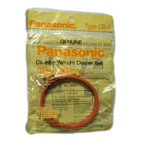 Genuine Panasonic CB1 Belt, 9510, 9520, 9527, 9530, 954 Part MC-225B