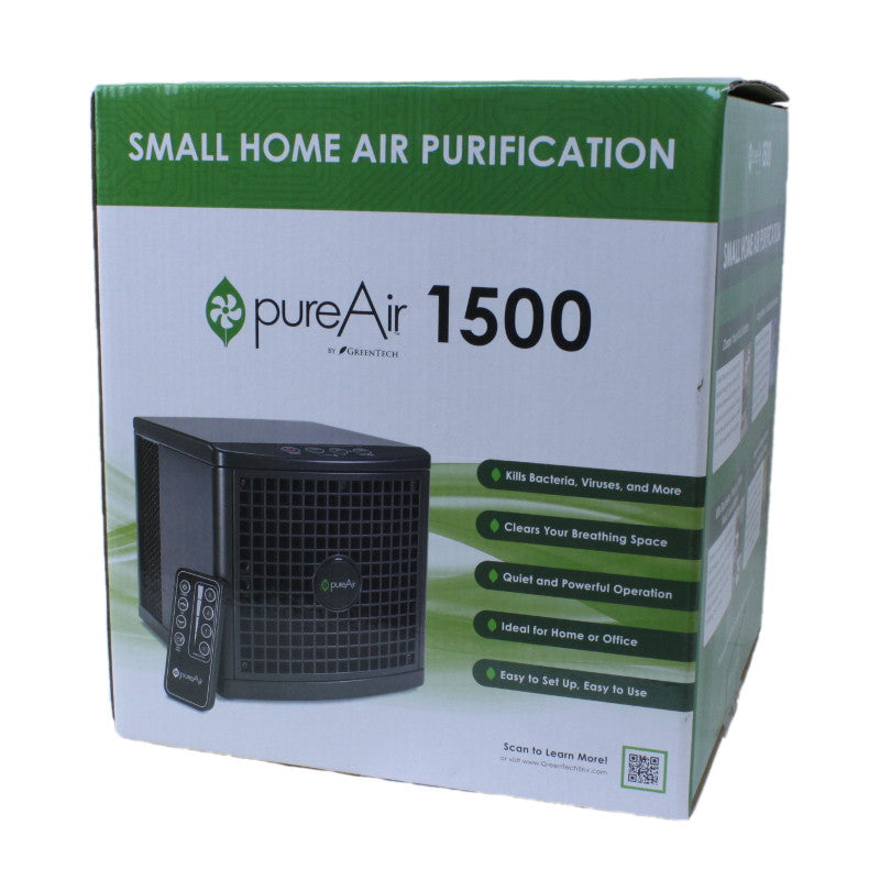 Greentech Air Cleaner, PureAir 1500 Purifier Greentech SKU PAIR1500, GT-81810