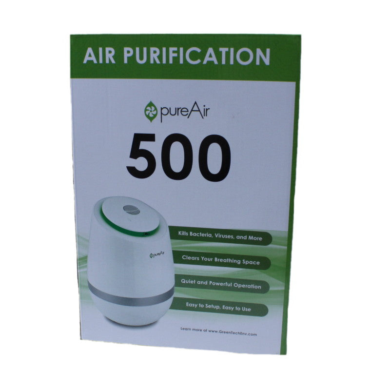 Greentech Air Cleaner, Pureair 500 Air Purifier SKU PAIR500, GT-81809