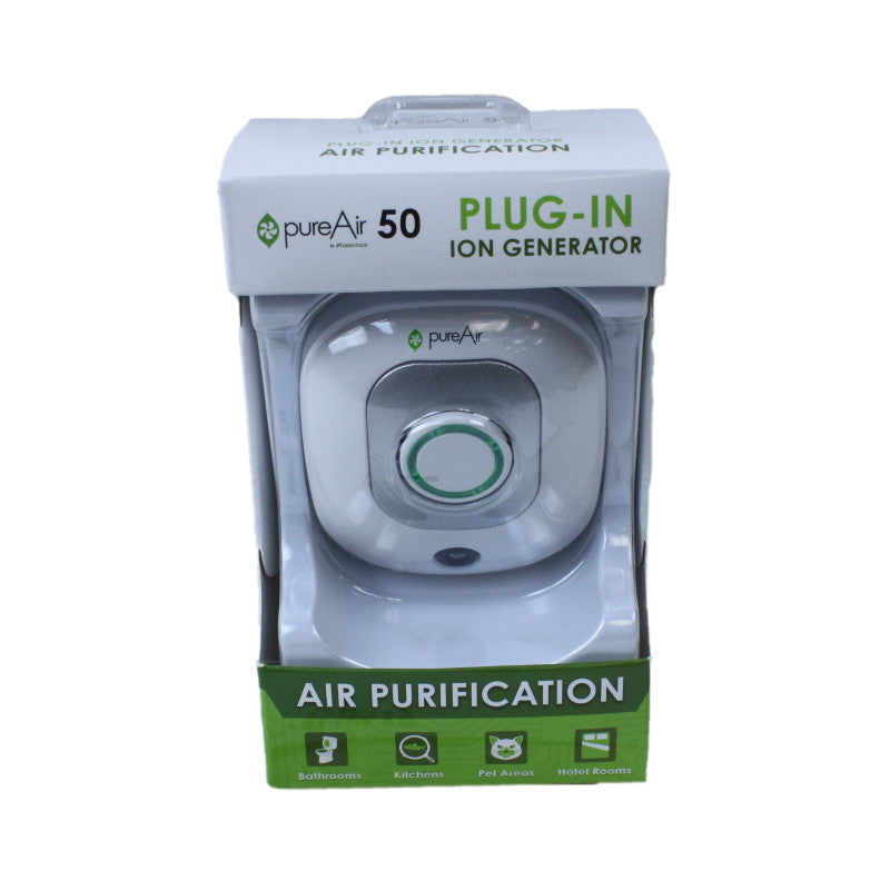 Greentech Environmental PureAir 50 Compact, Portable, Plug-In Air Purifier, SKU PAIR50