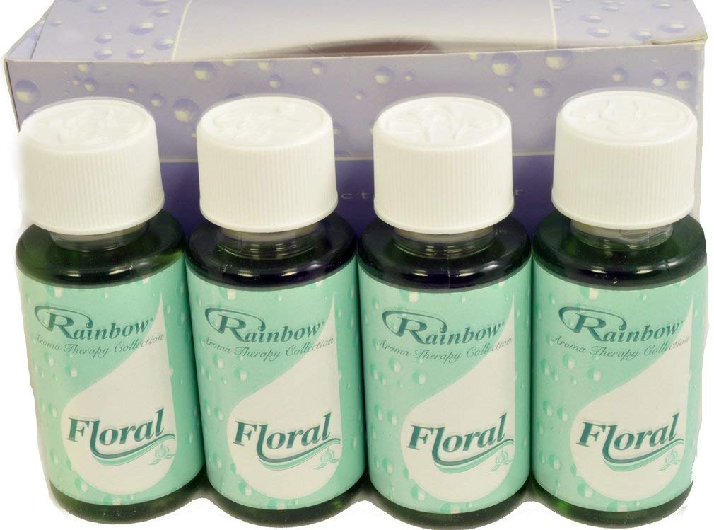 Rainbow Rexair Vacuum Cleaner Aromatherapy Floral Fragrance 1.67 oz. 4pk Part R11594