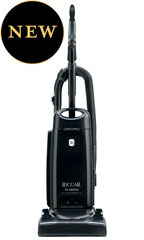 Riccar R25 Standard Clean Air Upright Vacuum, Model R25S