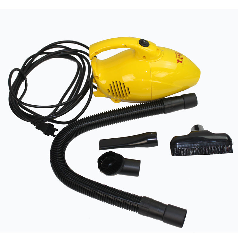 Carpet Pro Tiny Tank Mini Hand Vacuum Cleaner With Tools