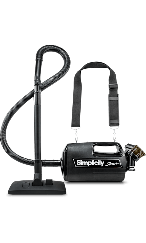 Simplicity Sport Canister Vacuum S100