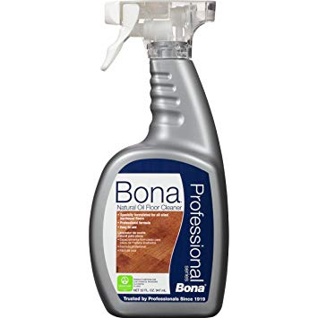 Bona Natural Oil Floor Cleaner Sweeper 32 oz Spray Part WM701151001