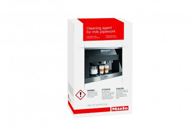 Miele Cleaning agent for milk pipework Part 10182210