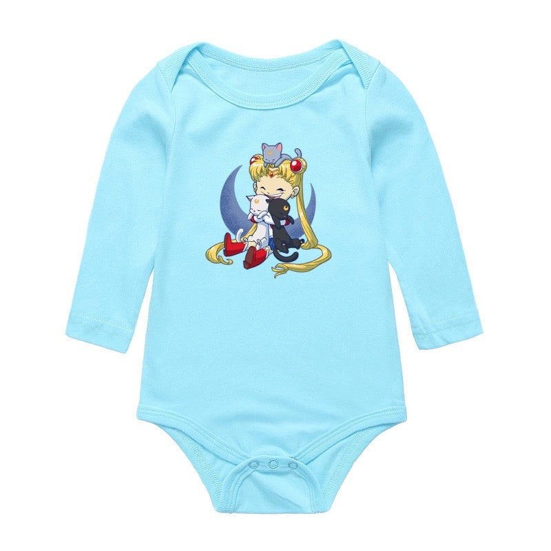 Newborn Baby Girls Boys Romper Bodysuit Clothes - bump, baby and beyond