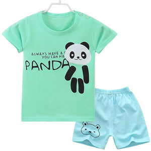 Baby Boy Girl Body Suit Animal Cotton T Shirt Clothes - bump, baby and beyond