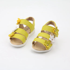 Lovely Girl Flower Sandals Animal Shoes - bump, baby and beyond