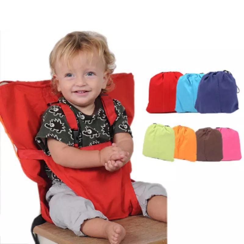Adorable Portable Children Folding Dining Seat Belt - bump, baby and beyond