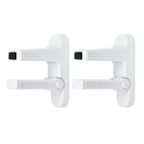 2pcs baby safety latch locks protector - bump, baby and beyond