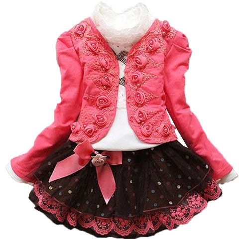 Rose Girls long sleeve blouse+dress clothes - bump, baby and beyond