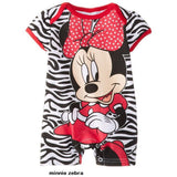 Baby Corp Minnie Mouse Romper Outfit Clothes - bump, baby and beyond