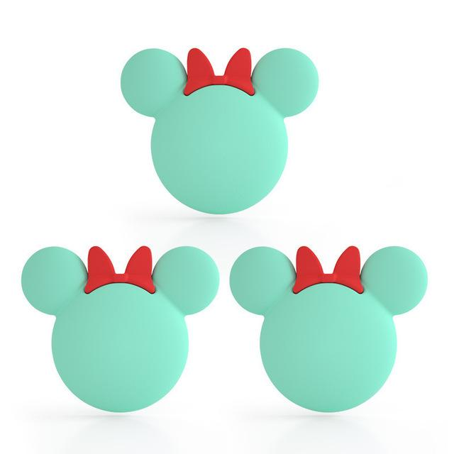 3Pcs Cute Baby Safety Absorber Door Stopper Protector - bump, baby and beyond