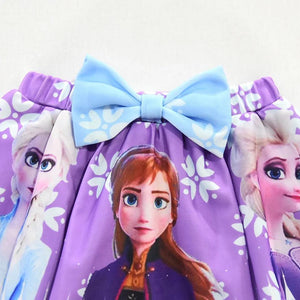 Baby Toddler Swimsuit Cartoon Elsa Anna Bathing Suit - bump, baby and beyond