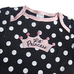 Baby Girl Little Princess Romper Skirt Headband Clothes - bump, baby and beyond