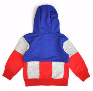 Awesome Captain America Hoodie Sweater Pants Costume - bump, baby and beyond