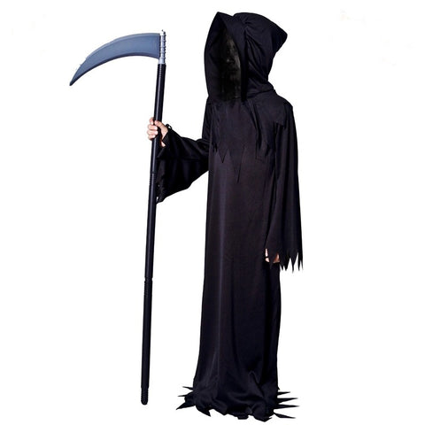 Boys scary grim reaper halloween costume clothes - bump, baby and beyond