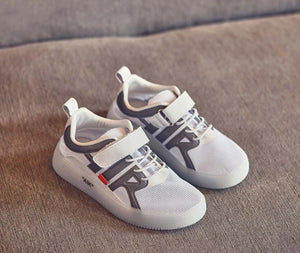 Casual Children Breathable Solid Sport Sneakers Shoes - bump, baby and beyond