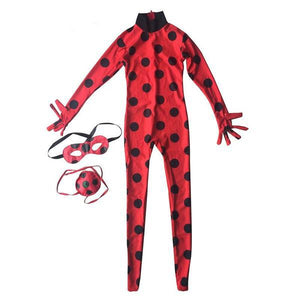 Lady bug kids Halloween costume full Lycra zentai suit - bump, baby and beyond