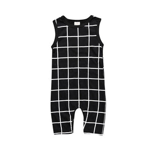 Adorable Baby Boy Sleeveless Jumpsuit Clothes - bump, baby and beyond