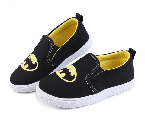 Toddler Boys Sport Batman Superman Heroes Sneaker Shoes - bump, baby and beyond