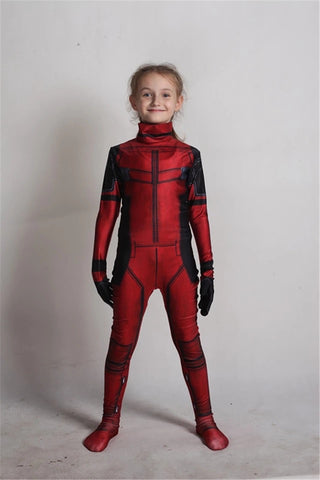 Fashion Avenger Deadpool Toddler Girls Costume - bump, baby and beyond