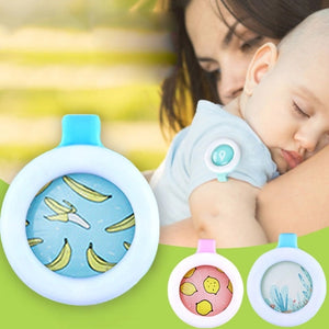 Mosquito Buckle Button Repellent For Baby - bump, baby and beyond