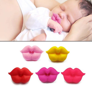 Unisex Newborn Pacifier Baby Mouth Silicone - bump, baby and beyond