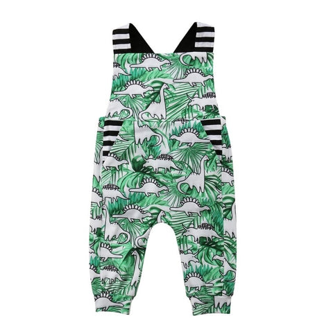 Newborn boys dinosaur romper clothes - bump, baby and beyond