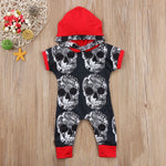 Baby Boys Hooded Jumpsuit Clothes - bump, baby and beyond