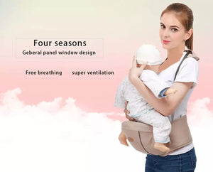 Ergonomic Baby Sling Hold Waist Belt - bump, baby and beyond