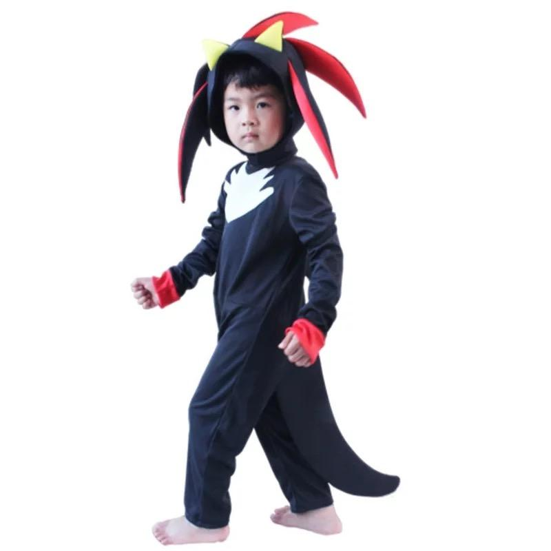 Children Sonic Headgear Halloween Jumpsuit Costume - bump, baby and beyond
