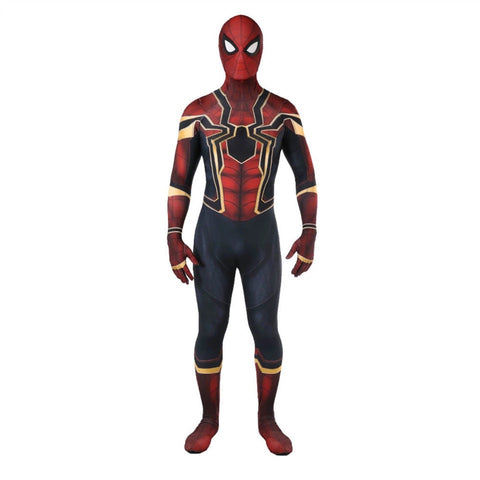 Spider-Man homecoming halloween costume bodysuit - bump, baby and beyond