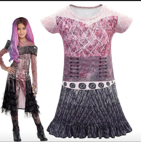 Teen Girls Descendants 3 Halloween Costume - bump, baby and beyond