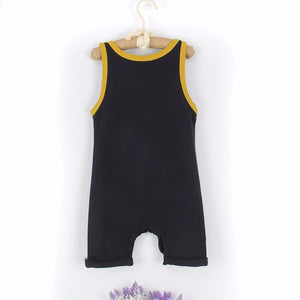 Newborn Baby Boy Ice Cream Cotton Romper Jumpsuit Clothes - bump, baby and beyond
