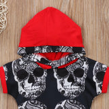 Baby hooded jumpsuit clothes - bump, baby and beyond