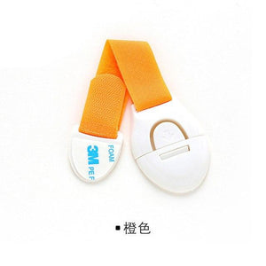 Plastic Children Lock & Straps Safety Lock Protection - bump, baby and beyond