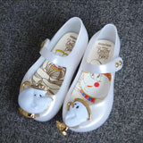 Mini Melissa infant Jelly Shoes - bump, baby and beyond