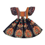Boho Floral Toddler girl's Party Dress - bump, baby and beyond