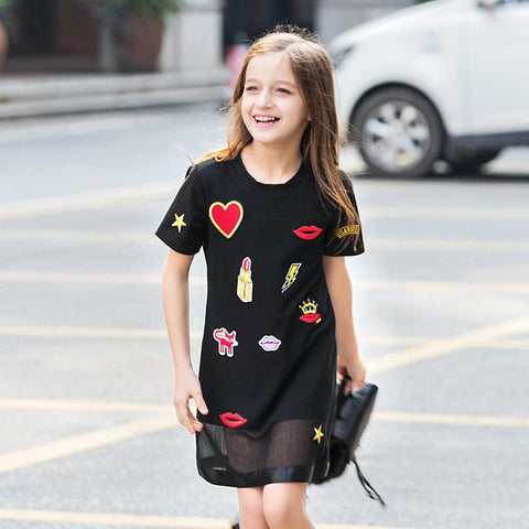 Teen Girls Cotton Frock Design Clothes - bump, baby and beyond