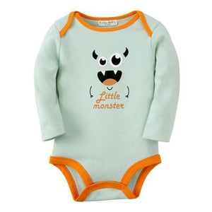 Baby Boy Gentleman White Long Sleeve Clothes - bump, baby and beyond