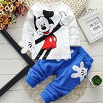 Kid boys Donald Duck Minnie Mouse hoodie clothes - bump, baby and beyond