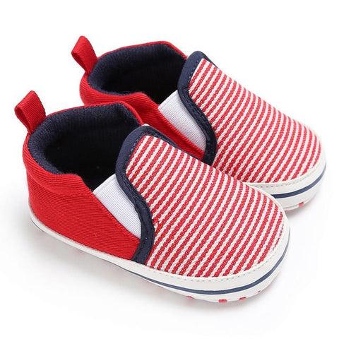 Cute toddler comfort cotton loafers shoes - bump, baby and beyond